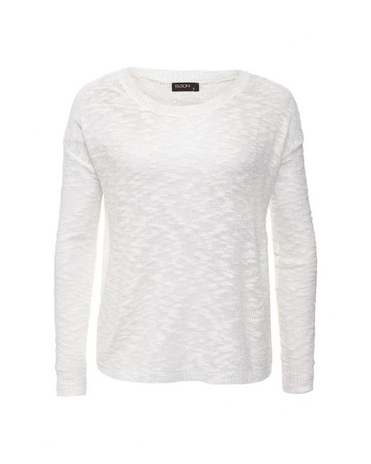 Baon | Женский Белый Джемпер