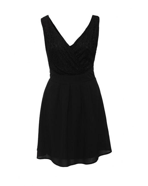 Angeleye London | Женское Чёрное Платье
