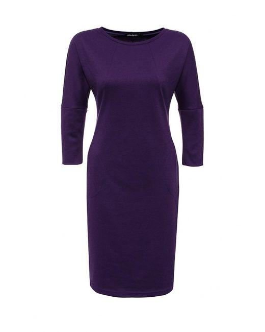 Adzhedo | Женское Фиолетовое Платье