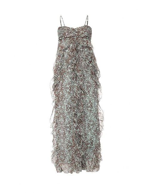 Kruebeck   Женское Многоцветное Платье