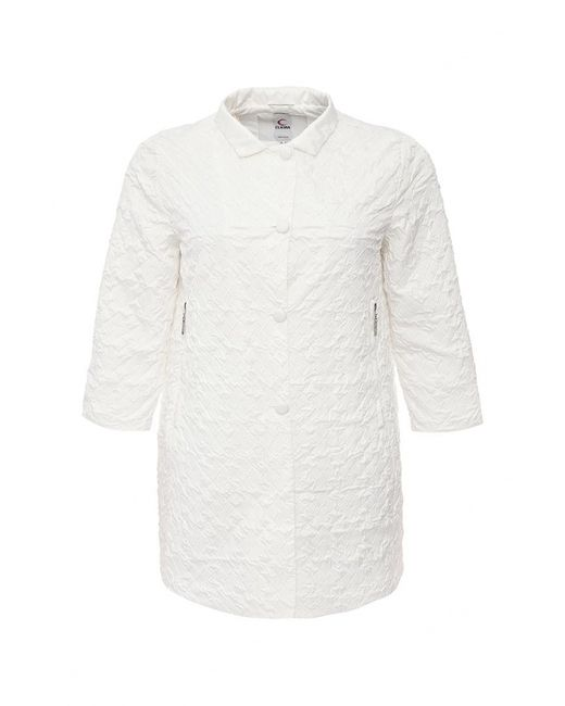 Clasna | Женская Белая Куртка