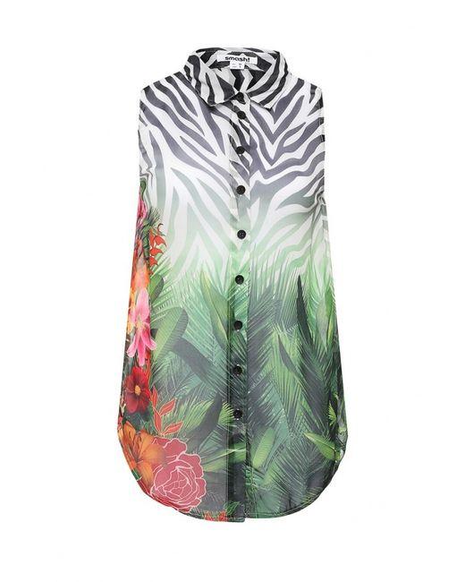 Smash | Женская Многоцветная Блуза