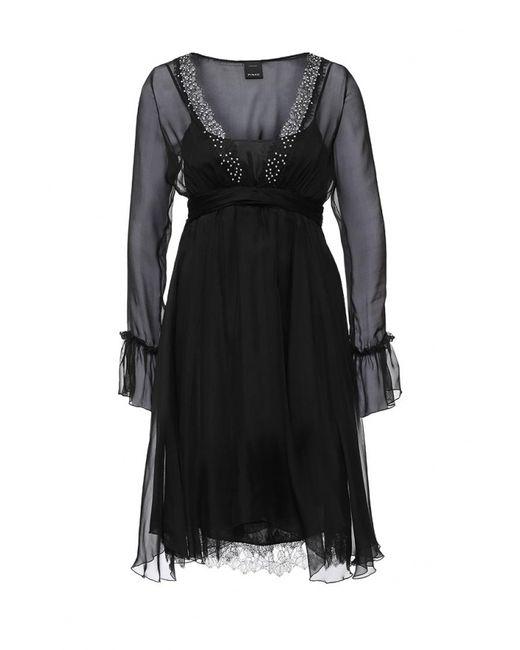 Pinko   Женское Чёрное Платье