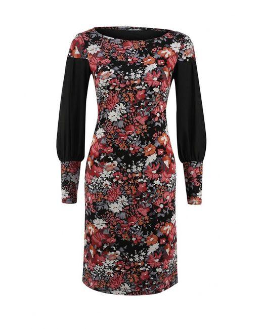 Adzhedo | Женское Многоцветное Платье