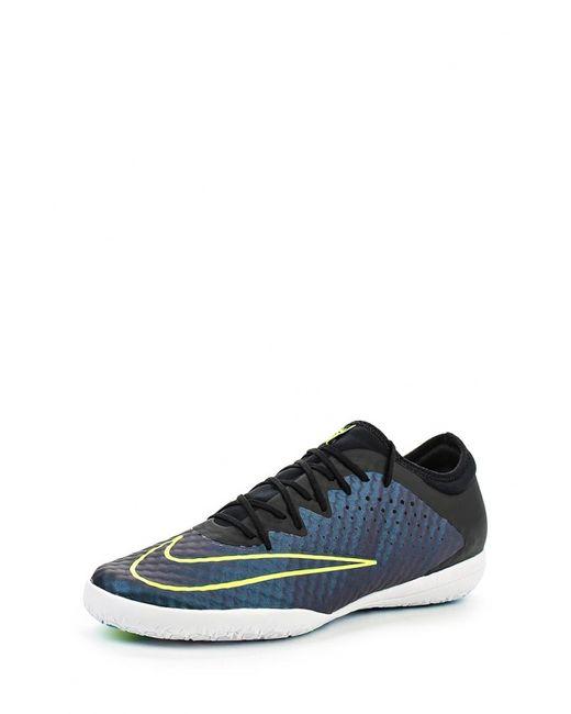 Nike | Мужские Многоцветные Бутсы Зальные