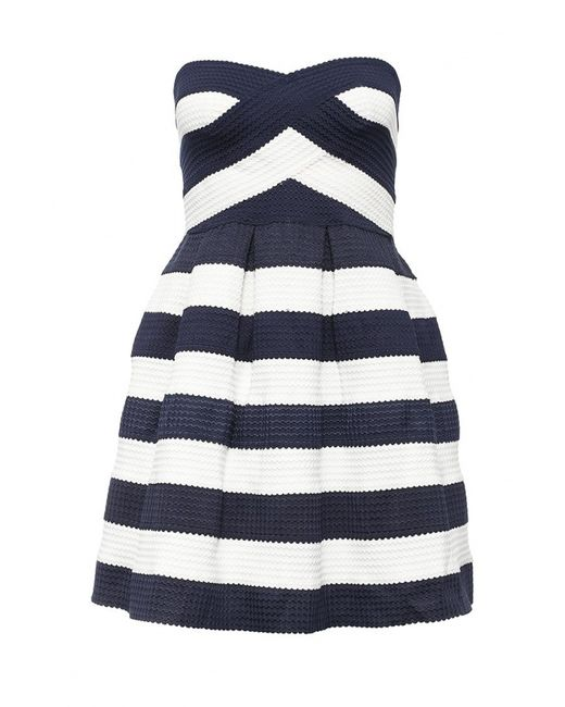 Qed London   Женское Многоцветное Платье