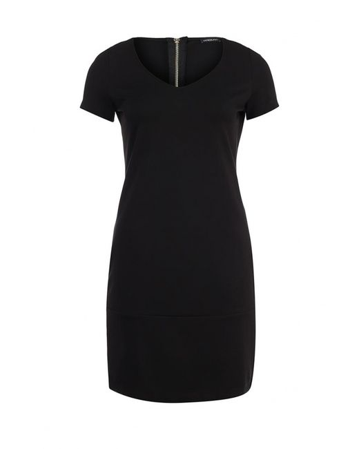 MOTIVI | Женское Чёрное Платье