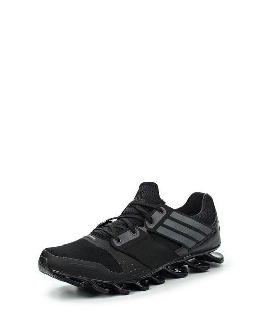 adidas Performance | Мужские Чёрные Кроссовки
