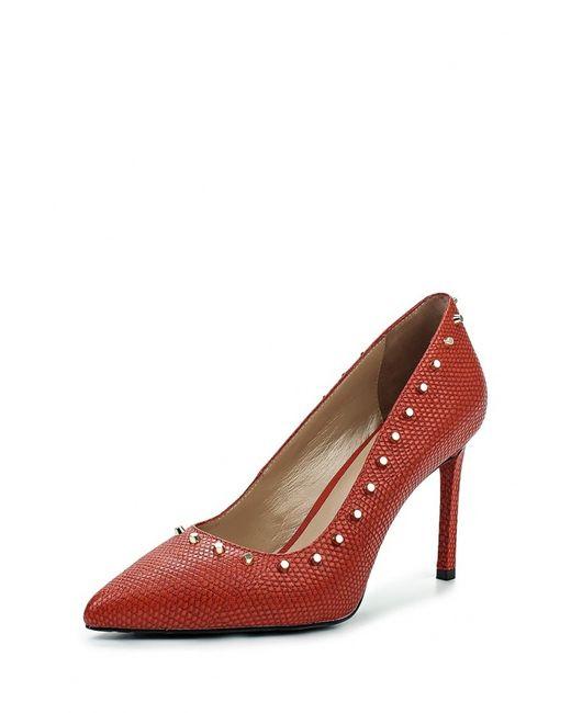 DKNY | Женские Красные Туфли