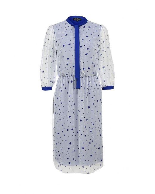 LuAnn   Женское Многоцветное Платье Эксклюзивно Для Lamoda
