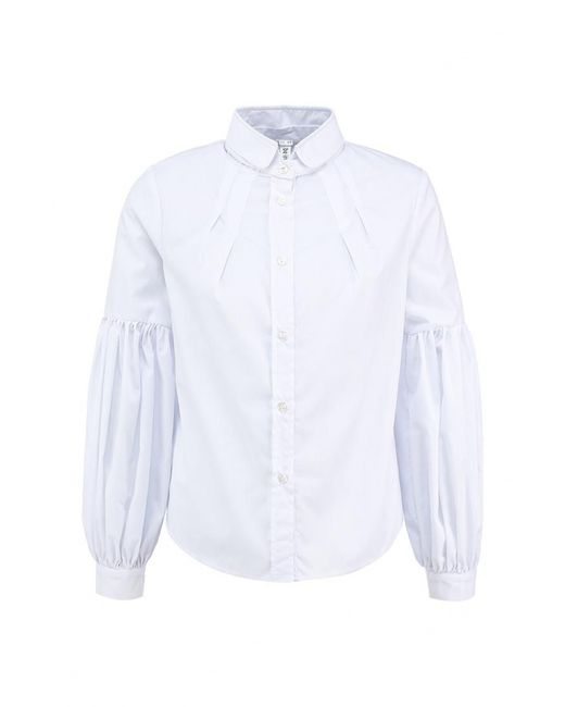 Be In | Женская Белая Блуза