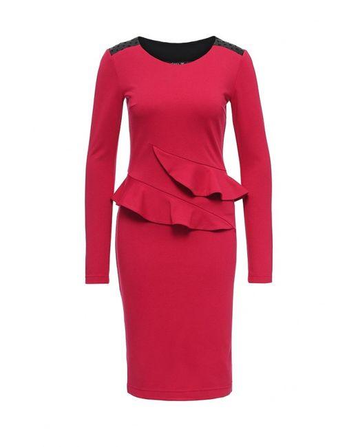 Gloss | Женское Розовое Платье