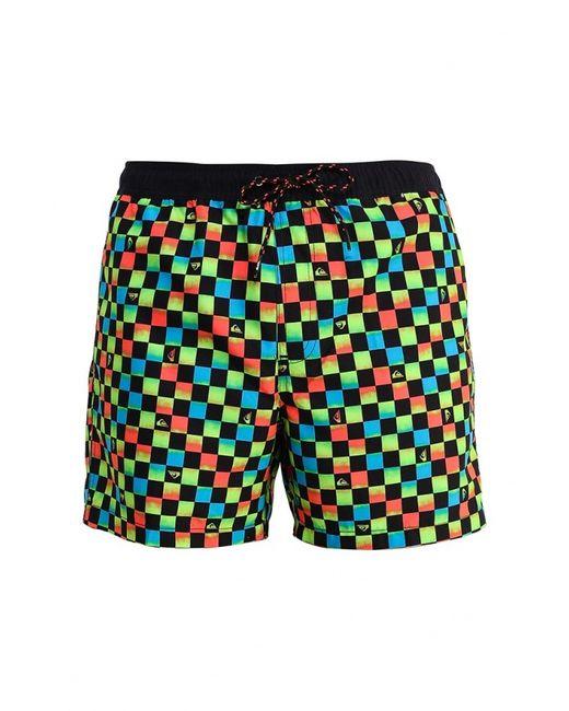 Quiksilver | Мужские Многоцветные Шорты Для Плавания