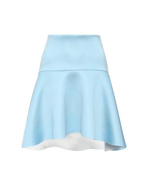 Top Secret | Женская Голуба Юбка