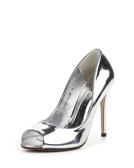 SWEET SHOES | Женские Серебряные Туфли