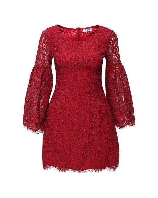 Paccio | Женское Красное Платье