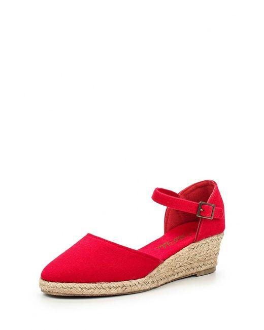 Alex Silva | Женские Красные Туфли