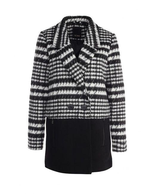 ICHI | Женское Чёрное Пальто