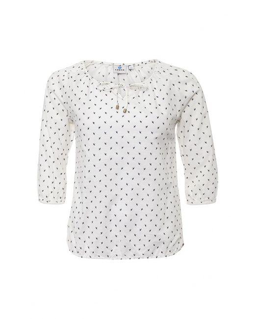 Luhta | Женская Белая Блуза