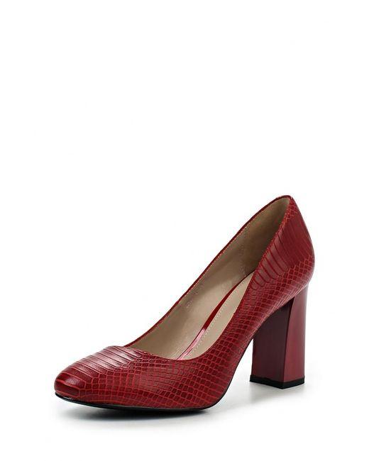 EL'ROSSO | Женские Красные Туфли