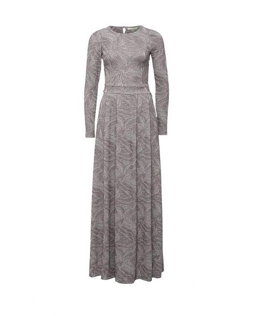 Olivegrey | Женское Серое Платье