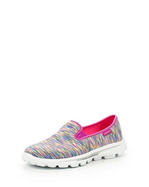 Skechers   Женские Многоцветные Слипоны