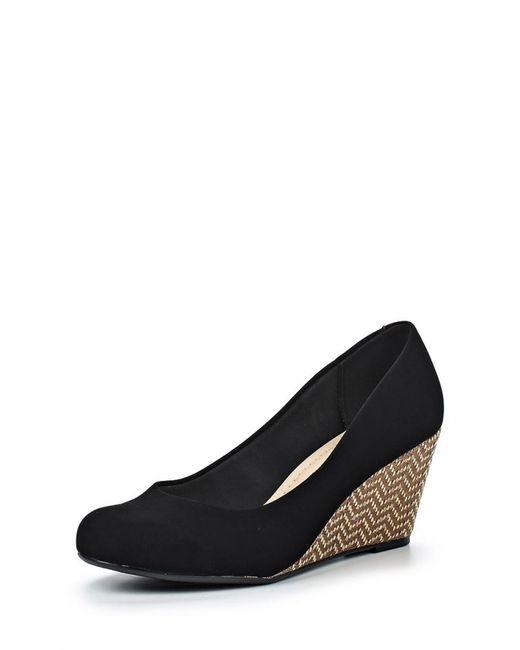 Moleca | Женские Чёрные Туфли
