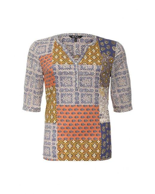 Ulla Popken | Женская Многоцветная Блуза