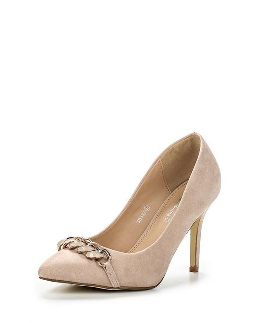 BelleWomen | Женские Бежевые Туфли