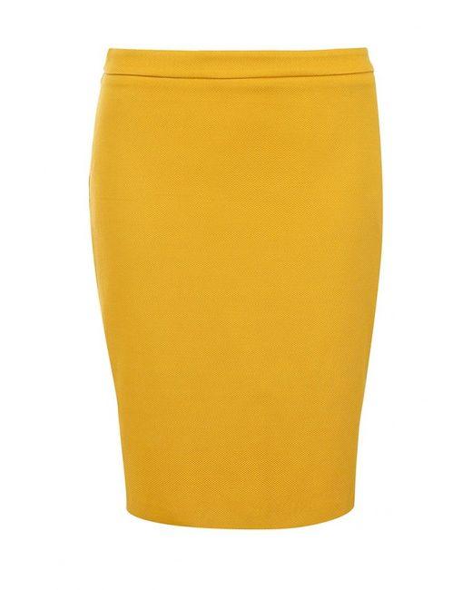 ADL | Женская Жёлтая Юбка