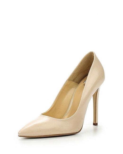 Bata | Женские Бежевые Туфли