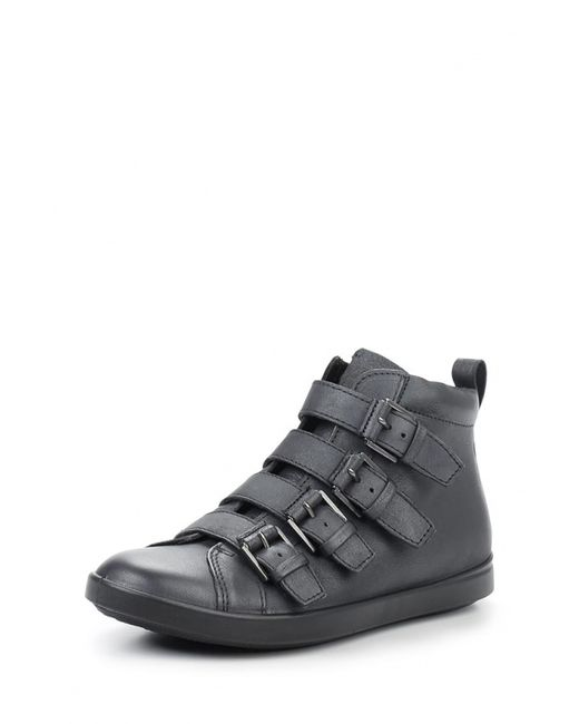 Ecco | Женские Чёрные Ботинки Aimee