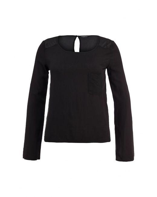 MOTIVI   Женская Чёрная Блуза