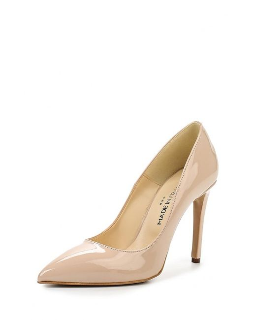Made In Italia | Женские Бежевые Туфли