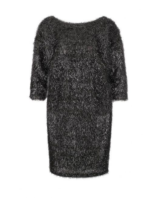 Finery London | Женское Серебряное Платье
