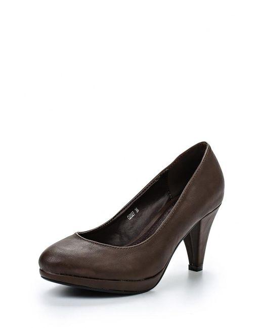 Malien | Женские Коричневые Туфли