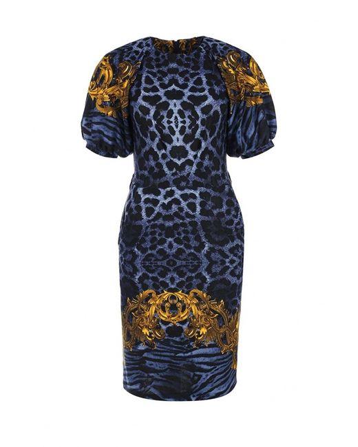 MadaM T | Женское Синее Платье