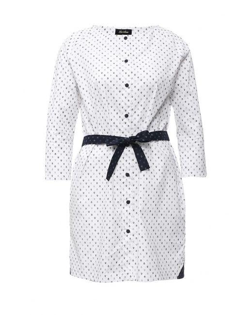 LuAnn   Женское Белое Платье