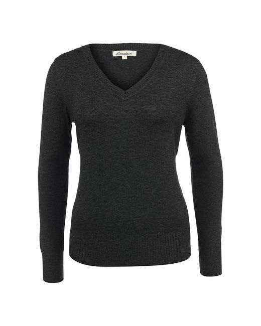 Bruebeck | Женский Серый Пуловер