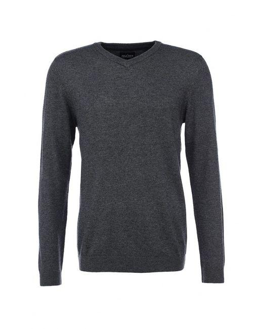 Sela   Мужской Серый Пуловер