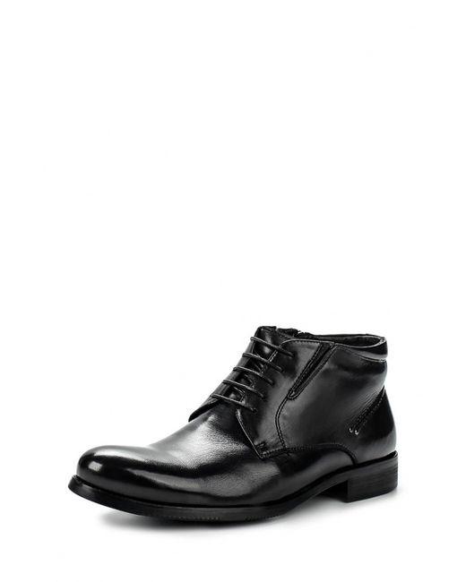 Marco Lippi | Мужские Чёрные Ботинки