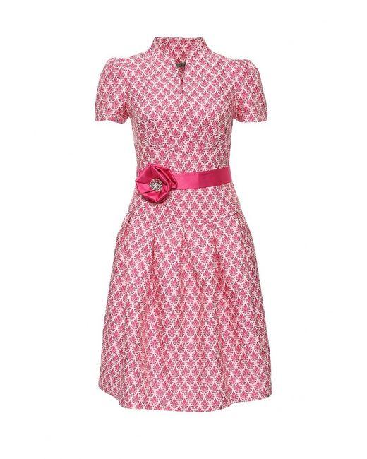 Olivegrey | Женское Многоцветное Платье
