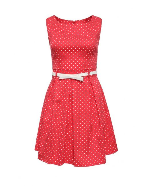 Caroline Morgan | Женское Красное Платье