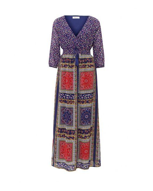 Urban Bliss | Женское Многоцветное Платье