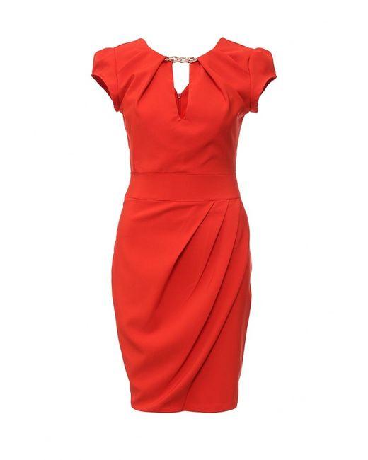Rinascimento | Женское Красное Платье