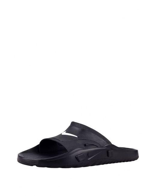 Nike | Мужские Чёрные Шлепанцы