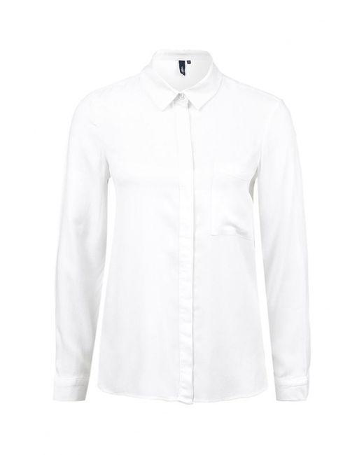 s.Oliver Denim | Женская Белая Рубашка