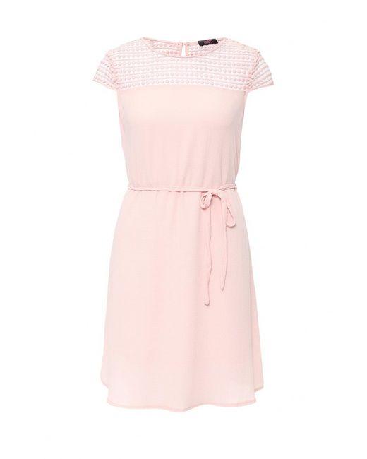 Edge Clothing | Женское Розовое Платье