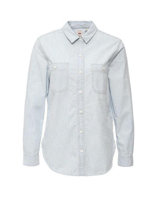 Levi's® | Женская Голуба Рубашка