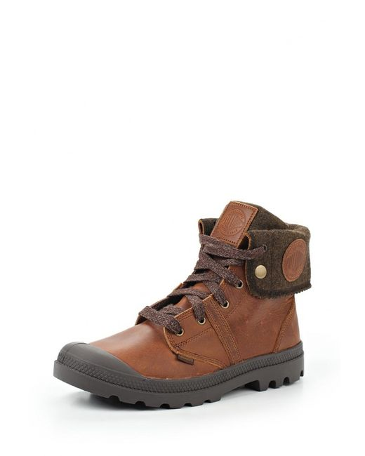 Palladium | Мужские Коричневые Ботинки